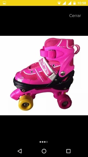 Patines Tipo Soy Luna