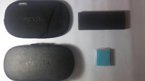 Ps Vita Con Memoria De 8 Gb