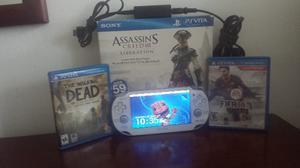 Psp Vita Original Sony Como Nuevo