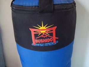 Saco Bushido Boxeo Karate Y Artes Marciales