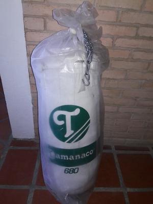 Saco De Boxeo Tamanaco 680 Con Cadena Nuevo