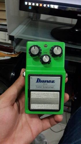 Se Vende Pedal Ibanez Tube Screamer En Excelente Estado