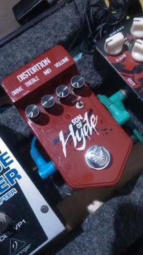 Son Of Hyde - Visual Sound | Pedal De Distorsión