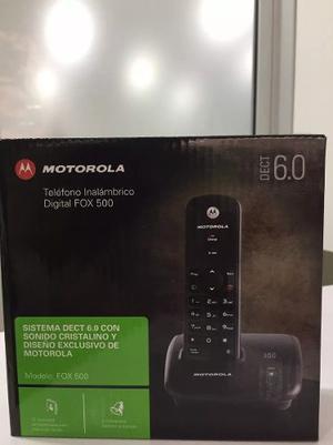 Telefono Inalámbrico Motorola Fox 500