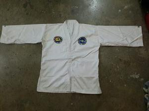 Uniforme De Taekwondo Itf Dobok Talla L Adulto