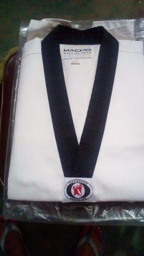 Uniforme De Taekwondo Macho Talla 3