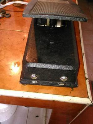Vendo Pedal De Volumen Electro Harmonix Vintage