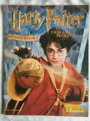 Album De Calcomanias De Harry Potter