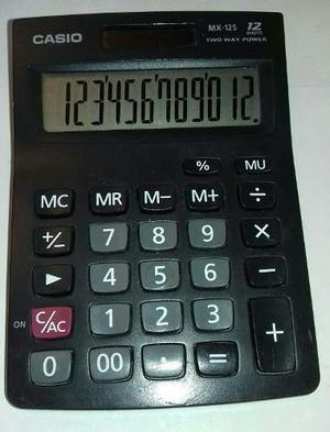 Calculadora Casio Solar 12 Dígitos