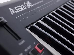 Controlador Midi Alesis Q49