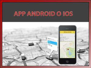Gps Tracker 103a +1año+plataforma Web+instalacion
