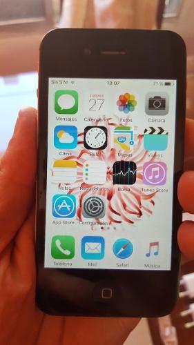 Iphone 4s De 16gb (tienda Fisica)