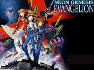 Manga Completo De Neon Genesis Evangelion En Formato Digital