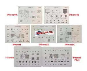 Plantillas Stencil Para Hacer Rebaling Iphone