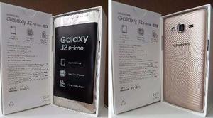 Samsung J2 Prime Nuevo, Liberado, Dorado