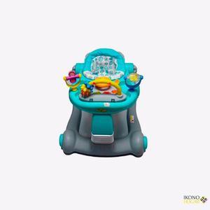 Andadera Multifuncional 3 En 1 Para Bebés Masterkids