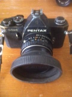 Camara Fotografica Marca Pentax, Con Zoom  Y Duplicado