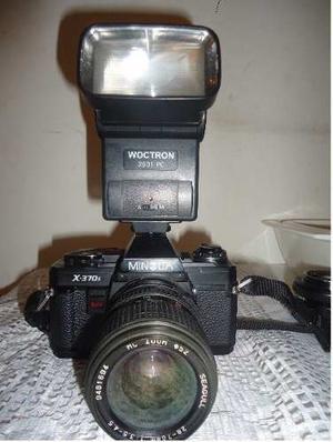 Camara Reflex Minolta
