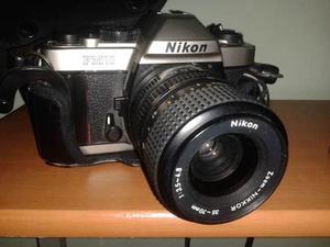 Camara Reflex Nikon Fm-10