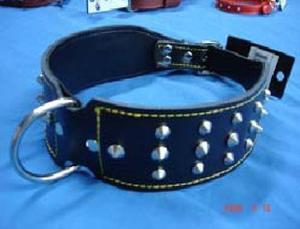 Collar Para Perros De Cuero Alta Calidad, Puas