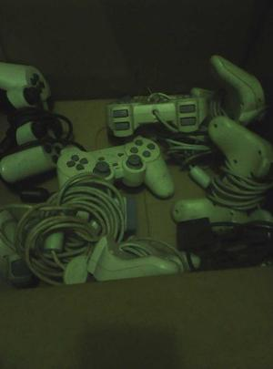 Controles De Play Station 1 Para Reparar O Para Repuestos