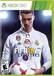 Fifa 18 Para Xbox 360 Digital Original
