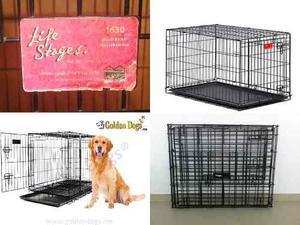 Jaula Para Transportar Mascotas Perros Gatos