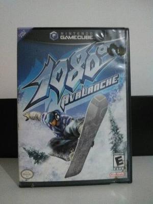 Juego De Gamecube ° Avalanche