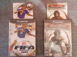 Juegos Gamecube Originales - Prince Of Persia