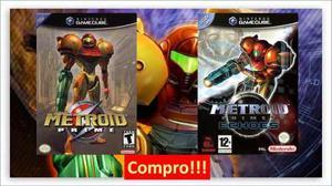 Metroid Prime 1y2 Para Gamecube
