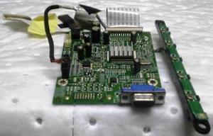Modulo De Video 715g Para Monitor Lcd Lenovo/mando