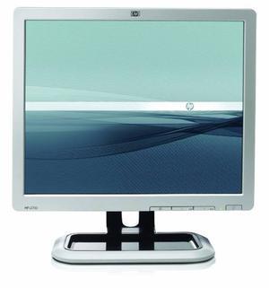 Monitor Hp L Lcd Vga Cable De Poder + Cable Vga