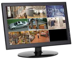Monitor Led De 19.5 Pulgadas Camaras Seguridad