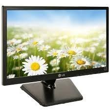 Monitor Lg Flatron Ec Led Lcd 18.5