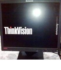 Monitor Thinkvision Lenovo De 19 Pulgadas Con Cables