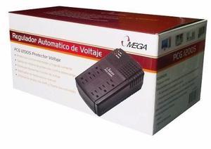 Regulador De Voltaje Automatico Pcg-s Marca Mega
