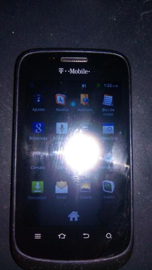 Telefono Androide Zte