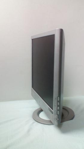 Vendo Monitor Hp 17 Pulgadas Buen Precio