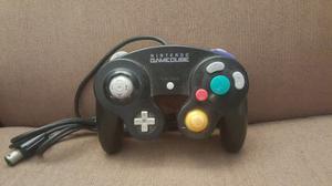 ¡click! Original! Control Gamecube Negro Funciona Perfecto