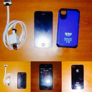 iPhone 4S 16Gb Como Nuevo
