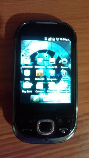 vendo celulares: samsung i y blackberry