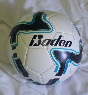 Balon De Futbol Campo N°5 Baden Importado
