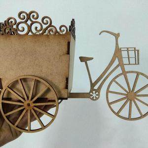 Bicicletas para Decoración Candy Bar
