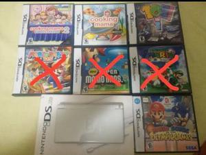 Combo De 4 Juegos De Nintendo Ds