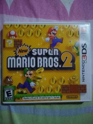Juego De Nintendo 3ds Original Super Mario Bros 2