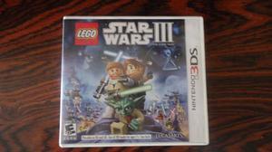 Juego De Star Wars 3 Lego / Nintendo 3ds