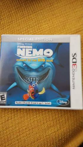 Juego Nintendo 3ds Nemo