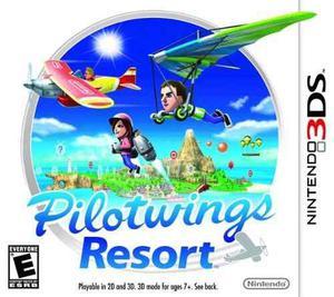 Juego Pilotwings Resort - Nintendo 3ds Original