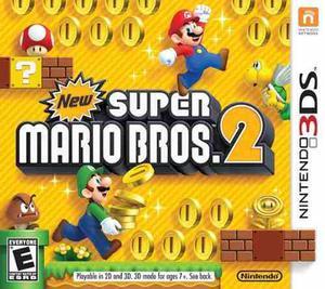 Juego Super Mario Bros. 2 Original Sellado Nitendo 3ds
