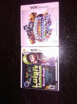 Juegos Nintendo 3ds Originales Como Nuevos